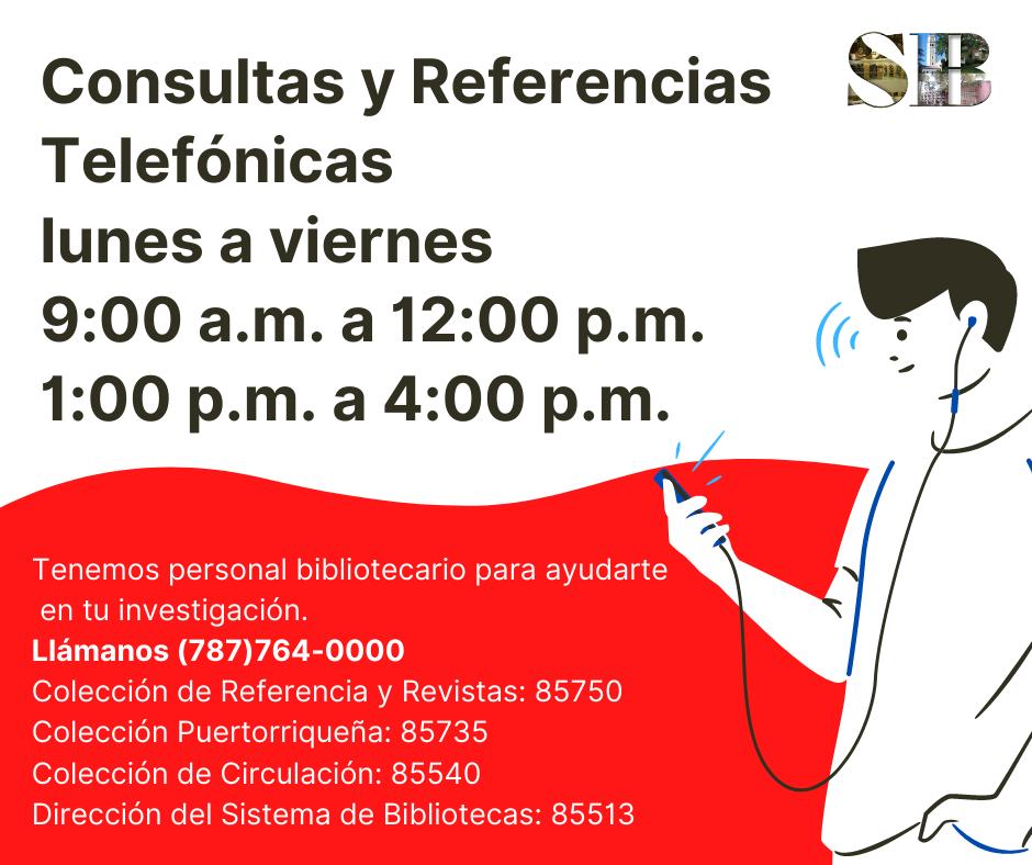 Imagen con información de horario de servicio y extensiones telefónicas donde se ofrecerá el servicio.