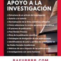 Apoyo a la investigación: La nueva página del blog de la BAE