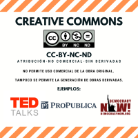 Estudiante graduado: ¿Cuánto sabes sobre las licencias Creative Commons?