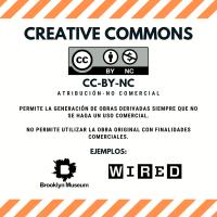 Estudiante graduado:¿Cuánto sabes sobre las licencias Creative Commons?